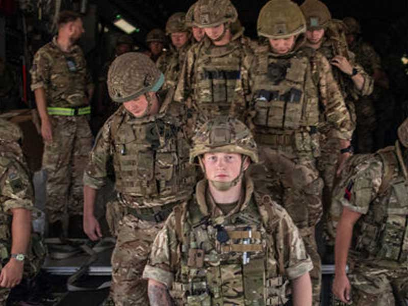 British nationals in race to leave Afghanistan as Taliban take control