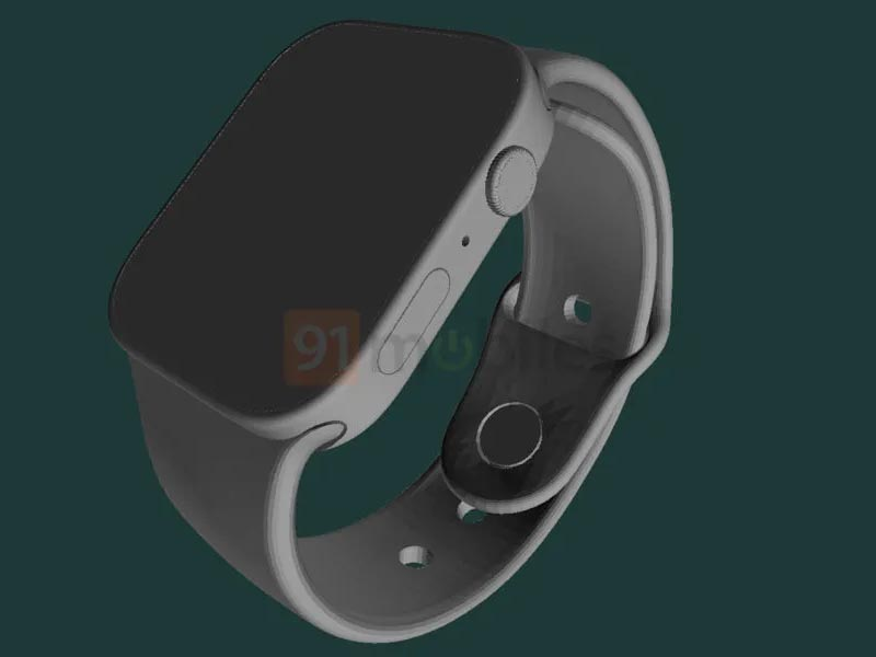 Apple Watch Series 7 Clones Are Being Sold In China