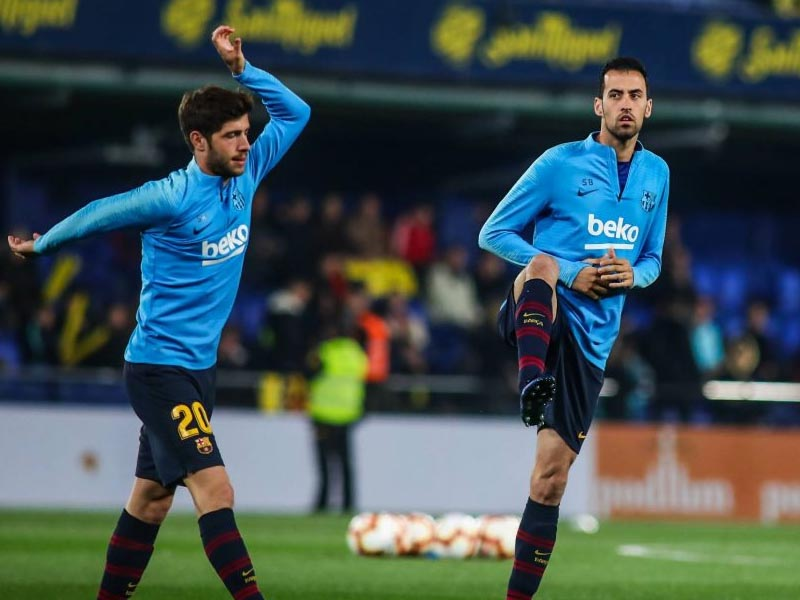 Barça News Barcelona captain closes in on salary cut agreement; midfielder's contract situation 'complicated'