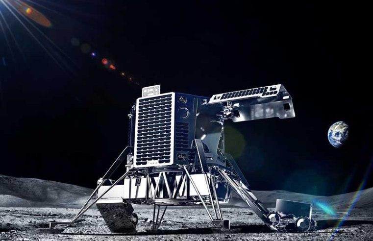 Japanese Startup Raises $46 Million to Help Fund Moon Mission