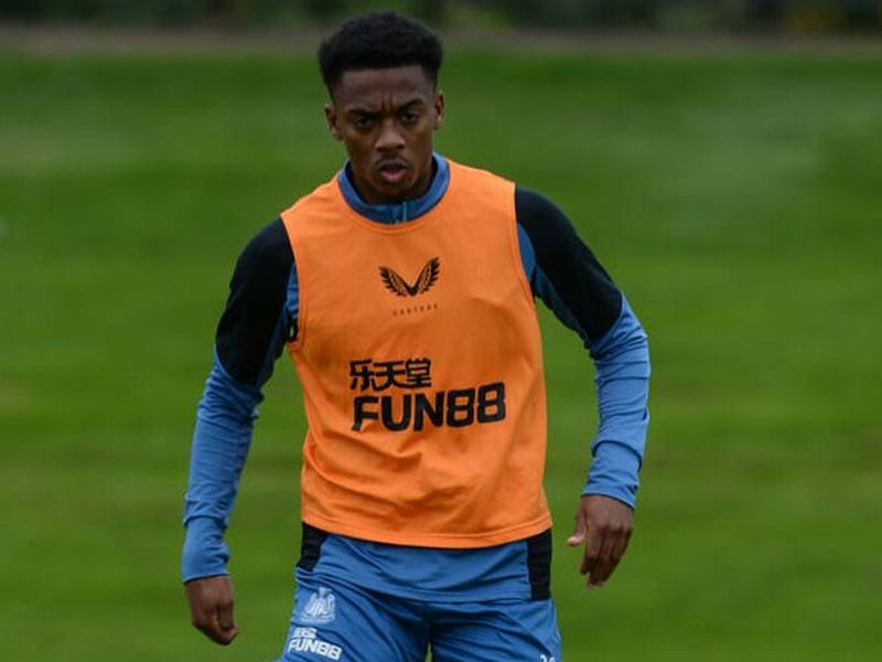 Arsenal reveal the truth about what Newcastle have given Joe Willock after his 'profile changed'
