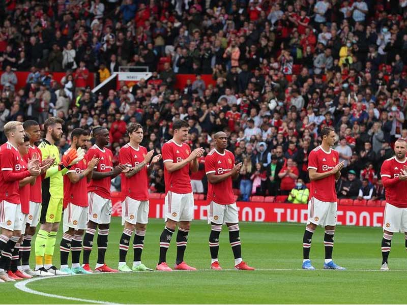 Manchester United have had a squad boost ahead of the new season