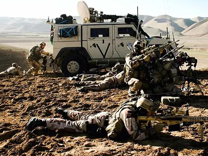 Defence Equipment May End up in the Hands of Taliban, Norwegian Military Warns