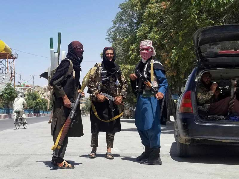 Taliban seize province near capital, launch attack on major northern city