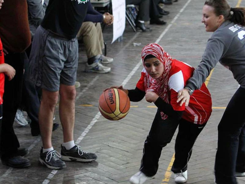 Taliban ban sports for Afghan women, say it exposes their body