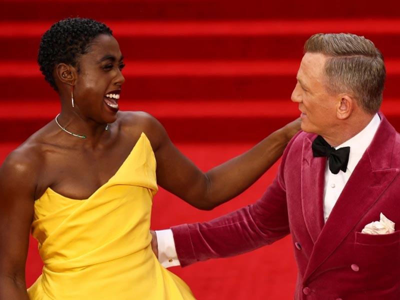 New Bond film gets premiere after 18-month delay