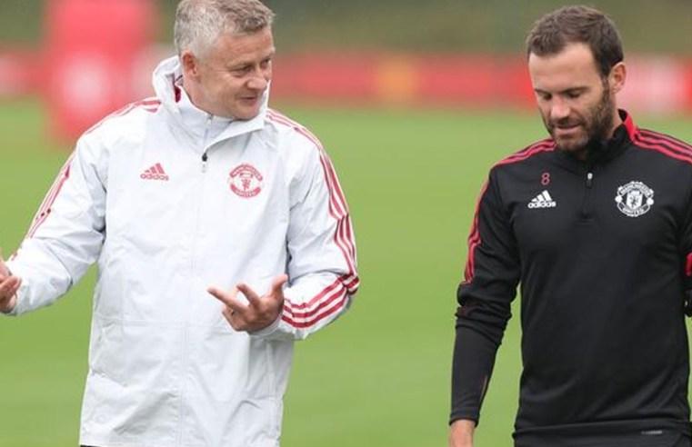 Juan Mata 'considering Man Utd' future over lack of game time under Solskjaer