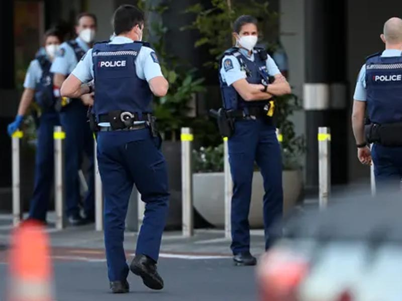 New Zealand police kill 'terrorist' after he stabs 6 people