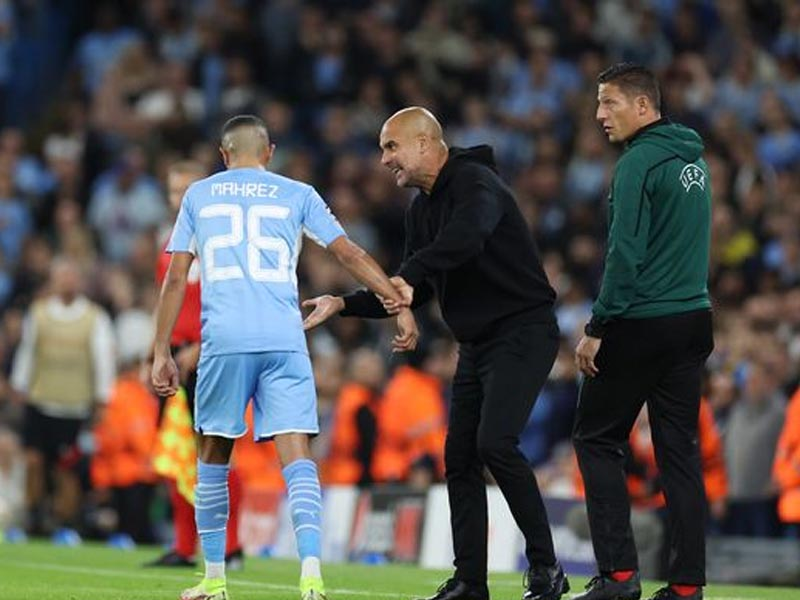 Pep Guardiola has discovered the answer to his Man City attacking conundrum