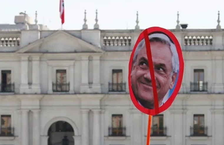Chile's opposition moves to oust president over Pandora Papers revelations
