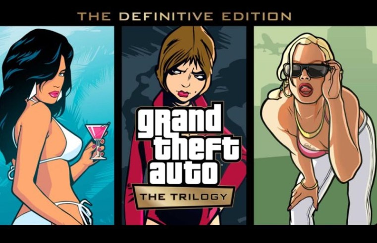Grand Theft Auto: The Trilogy – The Definitive Edition Officially Coming Later This Year