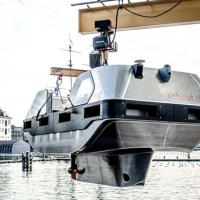 MIT will deploy robotic boats in Amsterdam that can carry five passengers