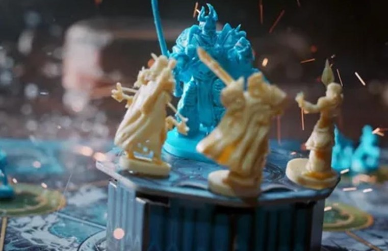 World of Warcraft: Wrath of the Lich King Pandemic Board Game Out Now