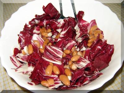 salata od fazola i radica
