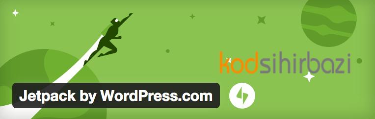 Jetpack - WordPress Eklentisi