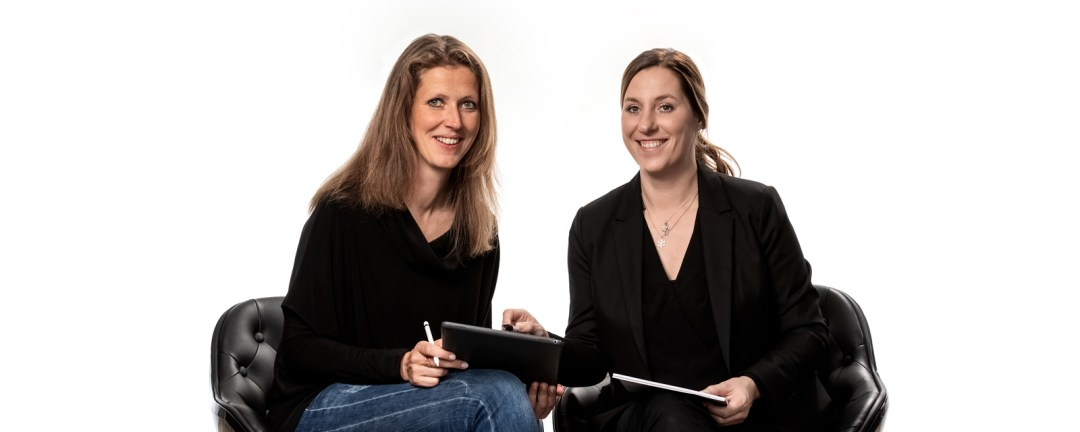 Die Rechtsanwältinnen Anne Köhler und Stefanie Beier – Zwei starke Frauen für das Arbeitsrecht für Arztpraxen.