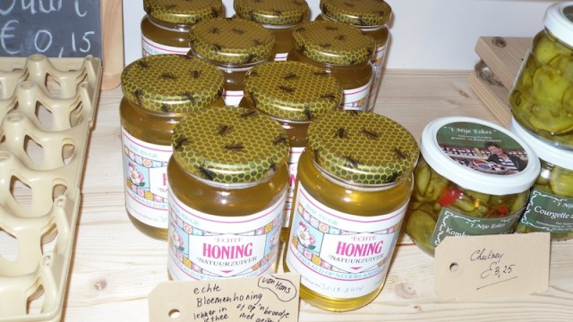 Honing van Hans