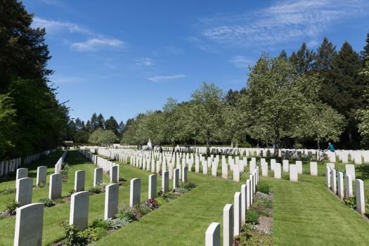 Commonwealth-Friedhof auf dem Südfriedhof, Bild: Thomas Salditt