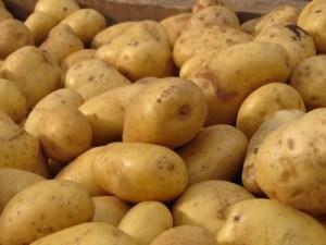 Kartoffeln werden in Kölle als Ädäppele bezeichnet, Bild: Rainer Sturm / pixelio