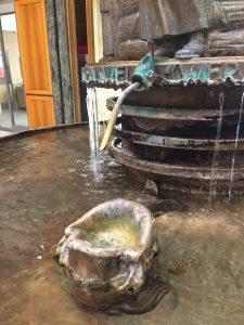 Hier fließt echt Kölnisch Wasser, Bild: Uli Kievernagel