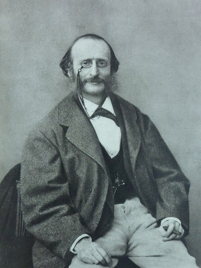 Der Erfinder der Operette: Jaques Offenbach