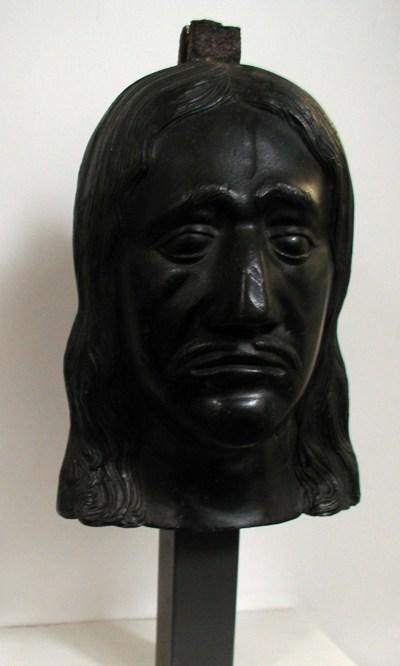 Der Kopf des Nikolaus Gülich von der abgerissenen Schandsäule, heute im Kölnischen Stadtmuseum zu sehen, Bild: Willy Horsch CC BY 3.0