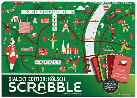 Scrabble in der Kölsch-Edition
