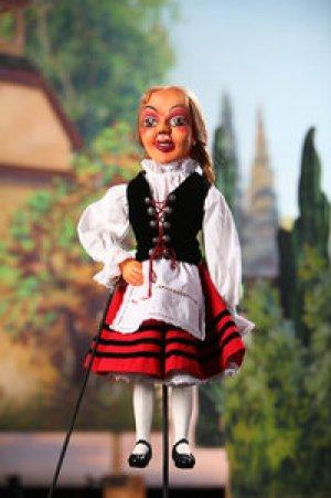 Et Bärbelchen uss dem Hänneschen-Theater, Bild: Hänneschen-Theater