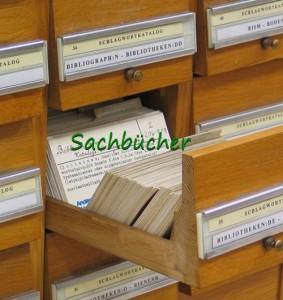 Bild Schlagwortkatalog zu Sachbücher von _Dr.MarcusGossler
