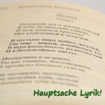 Hauptsache Lyrik: Was sind Lyrics?