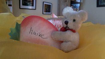 Martin hat Maikes Namen gezogen - Herzlichen Glückwunsch