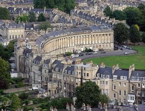Jane Asuten Bath Royal Crescent