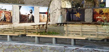 Ausstellung Versöhnungskirche Köl-Holweide Bilder Christoph Bangert Foto Lothar Kirsch