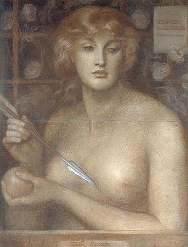 Bild Aphrodite für das neue Buch von Eva Engelken