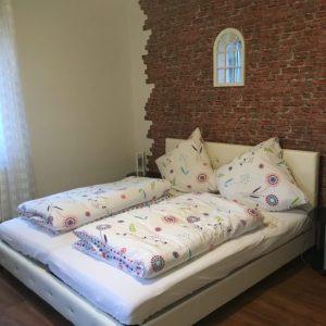 Schlafzimmer FeWo Wiesengrund