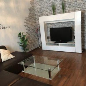 FeWo Wiesengrund - Wohnzimmer