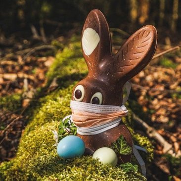 Covid_Osterhase