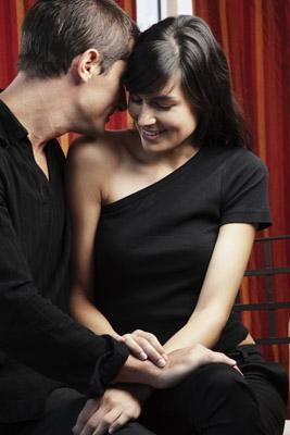 Körpersprache flirten der männer