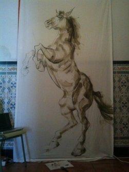 Romeria Horse