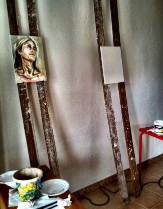 Studio Famara pueblo
