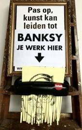 Atelier Koetzier van Hooff Banksy SchoK 2019