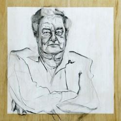 Cor Bernard| Acrylic on wooden panel | 70x80 cm