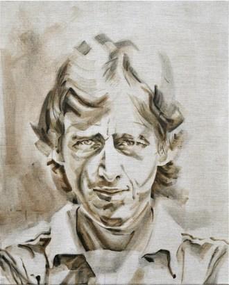Hugo Hovenkamp AZ | Acrylic on linnen canvas| 70x80 cm