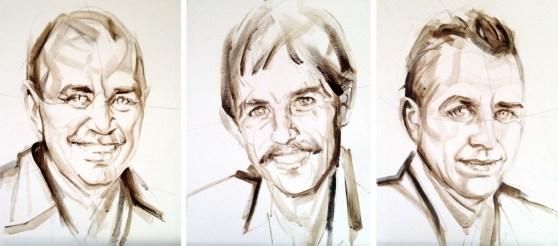 Johan, Maarten, Vader Kruithof