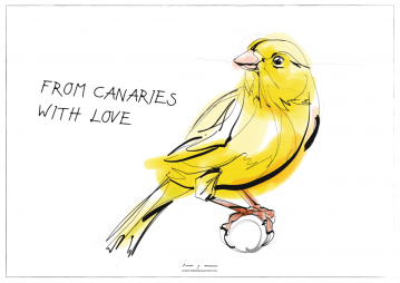 From Canaries with Love
