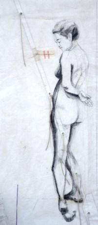 Woman on Sail