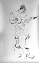 Model Tekenen |Drawing 3-2-18 Sem