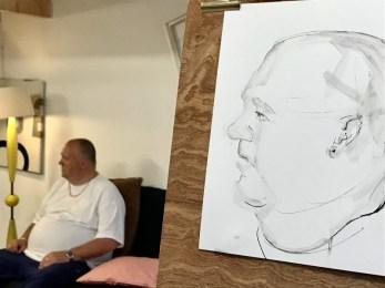 Model Drawing Tekenen   Bas   2019