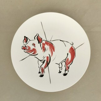 2019 Year of the Pig   ceramic   collection Dutch consulate Guangzhou