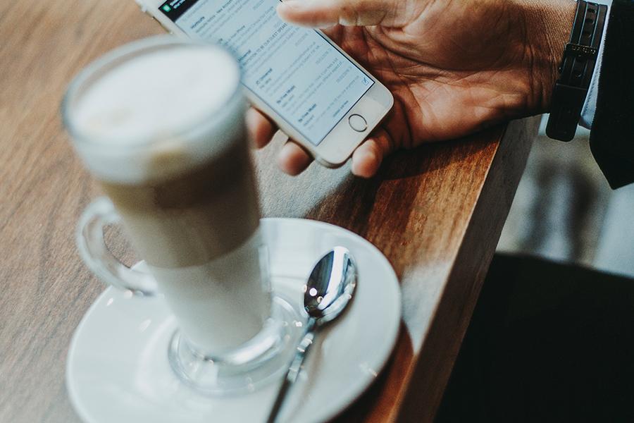 Koffiemasters Latte